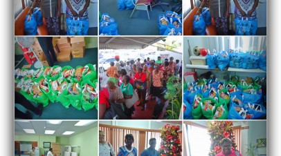 FIA Annual Hamper Day 2015
